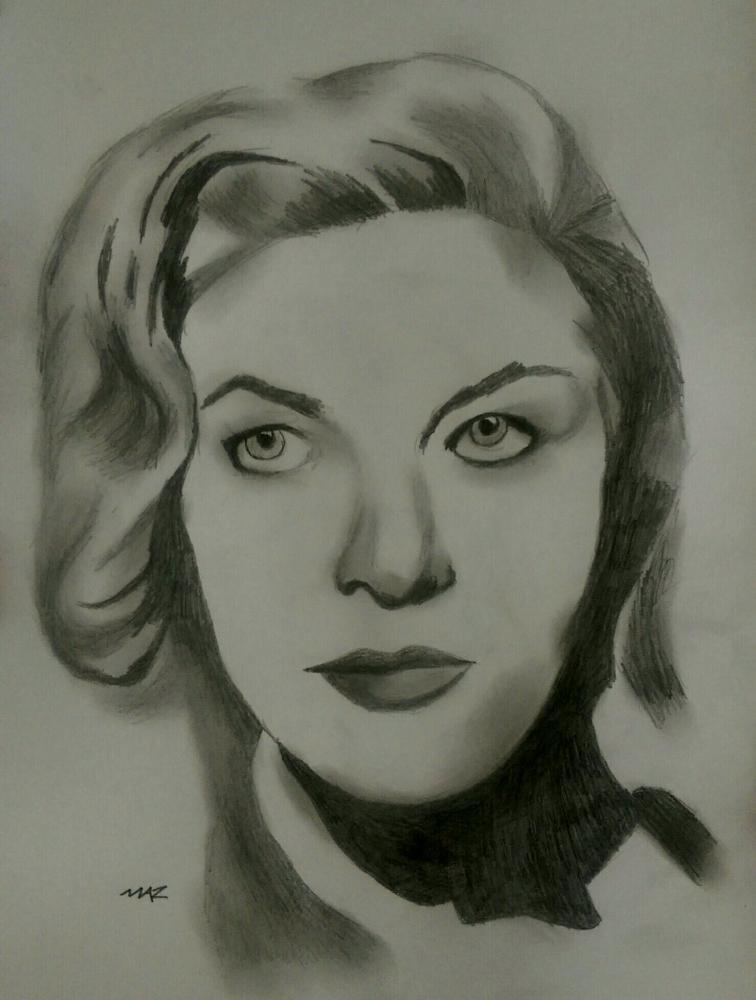Lauren Bacall par marriott96